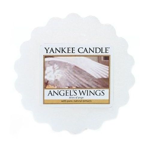 Wosk zapachowy YANKEE Angel's Wings - YWAW2- natychmiastowa wysyłka, ponad 4000 punktów odbioru!