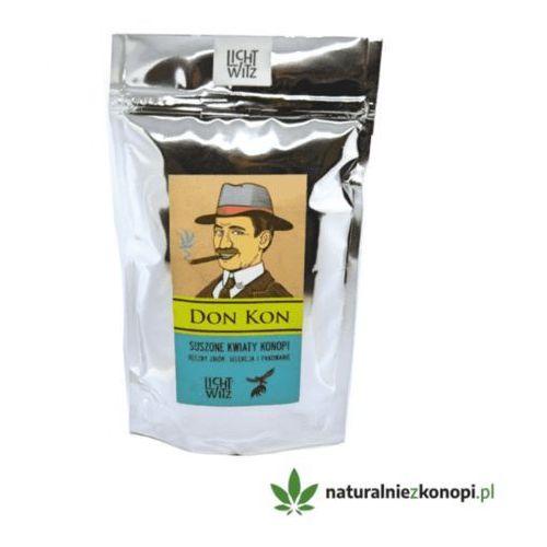 Licht Witz DON KON herbata konopna - 30g - Suszone Kwiaty Konopi