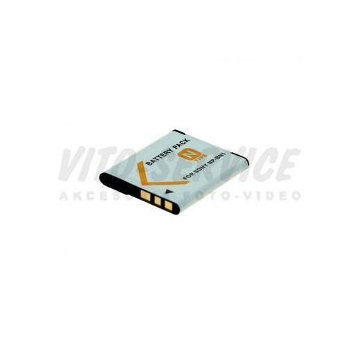 Sony NP-BN1 AKUMULATOR Zamiennik z kategorii Akumulatory do kamer cyfrowych