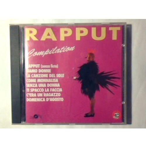 CD RAPPUT Hn Compilation Rapput - RAPPUT (Płyta CD)