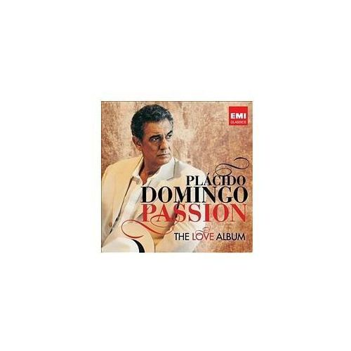Pomaton emi Placido domingo - passion: the love album (5099964867120)