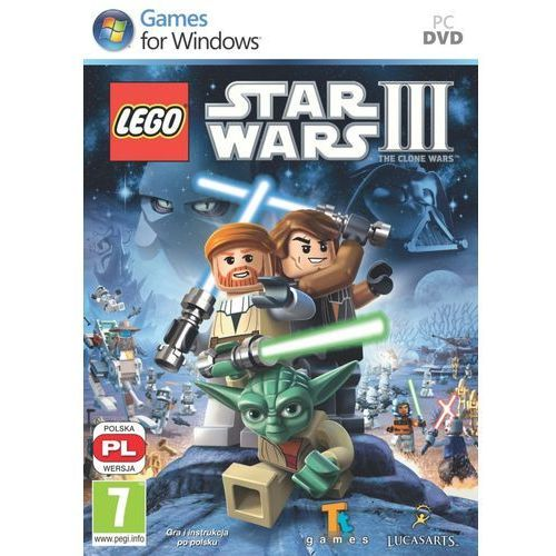 Lego Star Wars 3 The Clone Wars (PC)