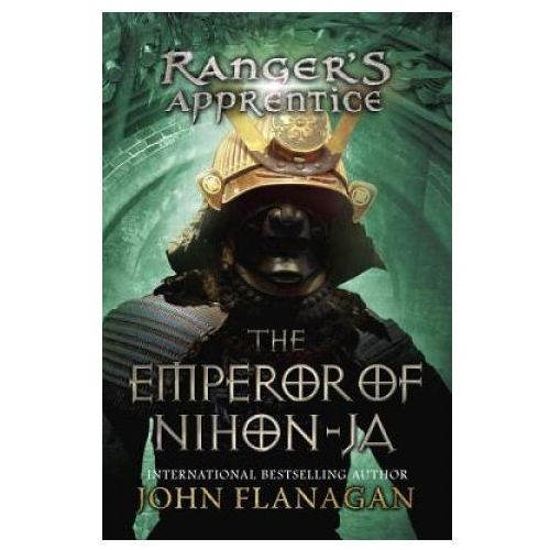 Ranger's Apprentice Book 10 the Emperor of Nihon-JA (9780399255007)