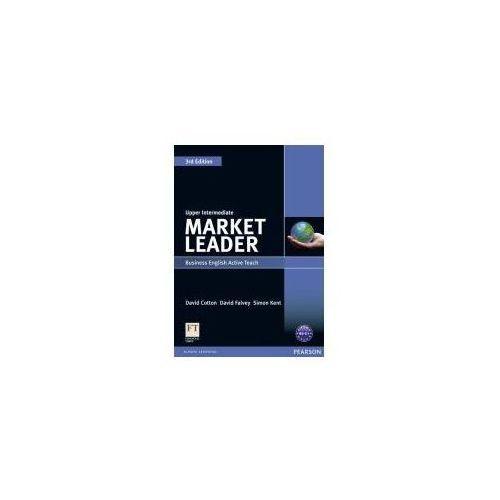 Market Leader 3Ed Pre-Intermediate Active Teach. Oprogramowanie Tablicy Interaktywnej, praca zbiorowa