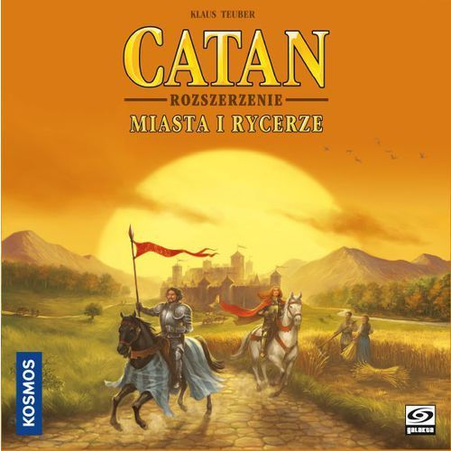 Galakta Catan: miasta i rycerze (5902259201243)