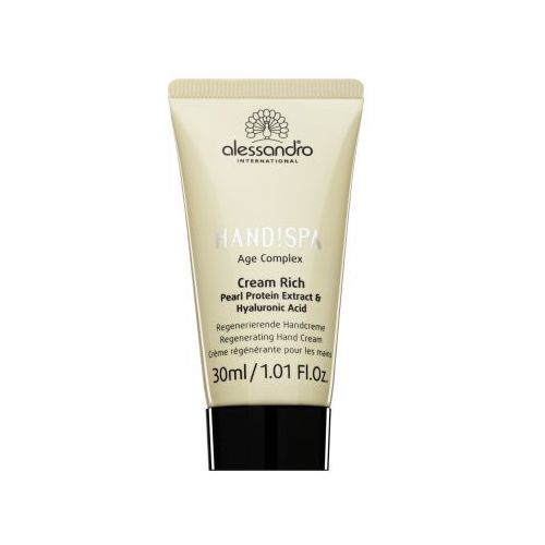 ALESSANDRO Krem do rąk Cream Rich 30 ml, alessandro z SENSOKA.pl