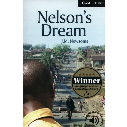 Cambridge English Readers: Nelsons Dream Level 6 Advanced (112 str.)
