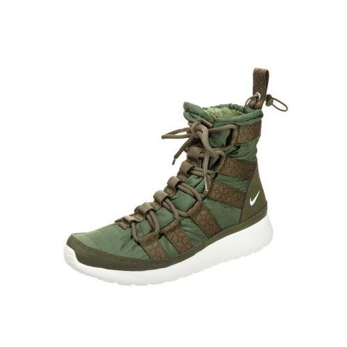 ROSHE ONE Botki sznurowane rough green/sail, Nike Sportswear
