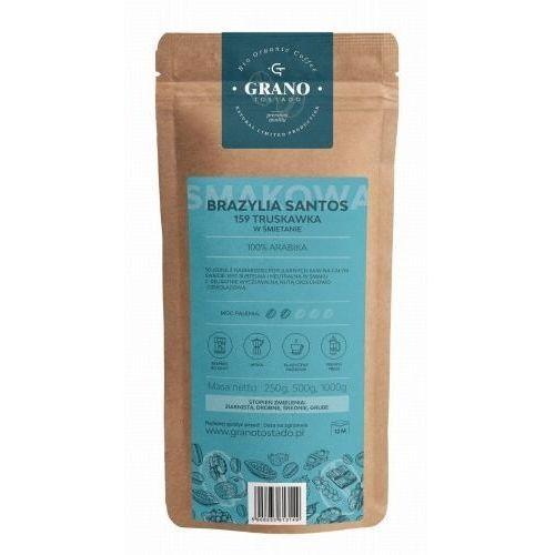 Grano tostado kawa ziarnista grano tostado truskawka w śmietanie 500g (5908233613132)