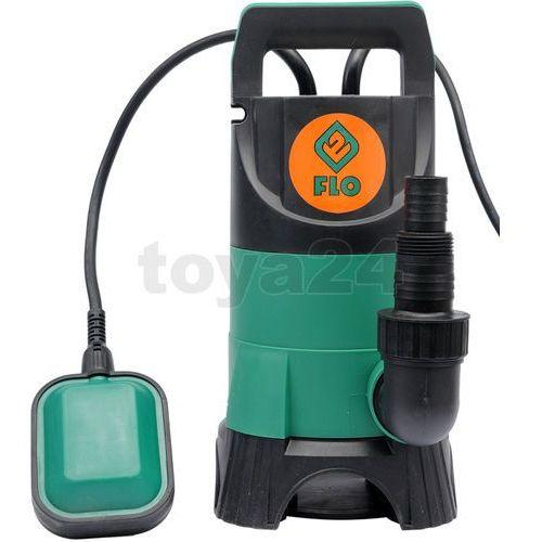 Flo  pompa zatapialna do wody brudnej 750w