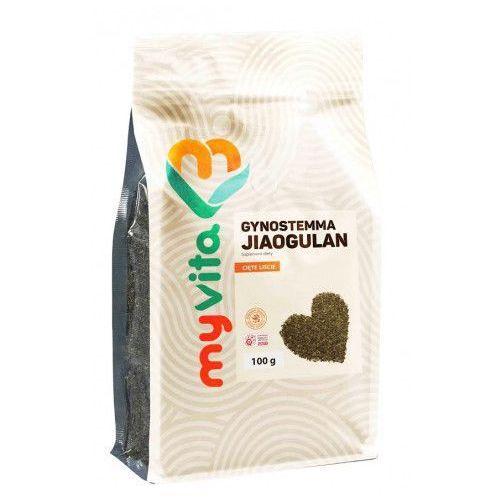 Myvita Gynostemma jiaogulan, cięte liście 250 g