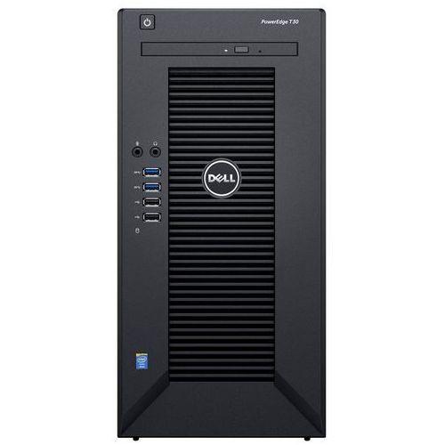 Dell Serwer poweredge t30 w obudowie - mini tower