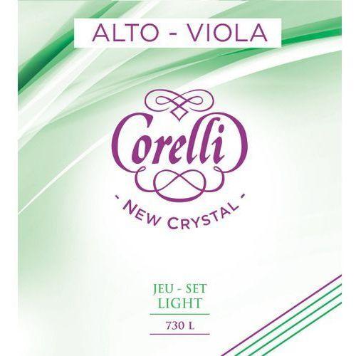 (634566) corelli struny do altówki crystal medium 730m marki Savarez