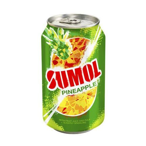 Sumol ananas 0,33l (5601045000144)
