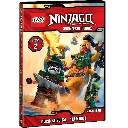Film lego® ninjago podniebni piraci część 2 marki Galapagos