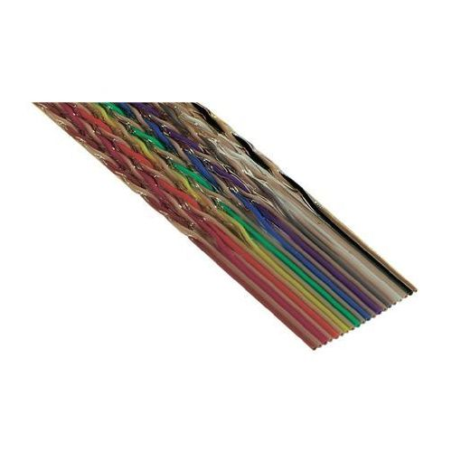 3m Płaski przewód taśmowy 1700  1700 80-6107-0755-8 0.09 mm² produkty w metrach bieżących (2050000202742)