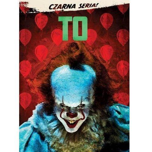 TO (DVD) CZARNA SERIA (Płyta DVD)