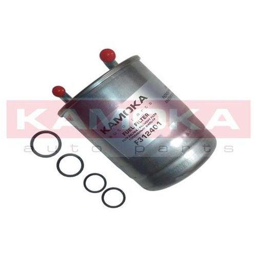 Filtr paliwa f312401 marki Kamoka
