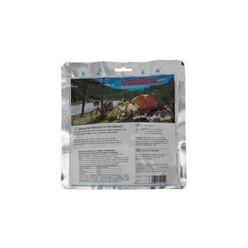 Żywność liofilizowana Travellunch Wołowina pikantna 125 g 1-osobowa (4008097501499)