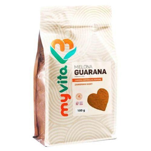 Proness myvita Guarana, zamiennik kawy, proszek, myvita, 100g