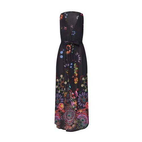 Desigual Sukienka 'Vest_Magda' mieszane kolory / czarny (8434486666351)