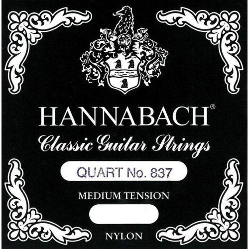 Hannabach (652814) 837MT struna do gitary klasycznej (medium) - G4