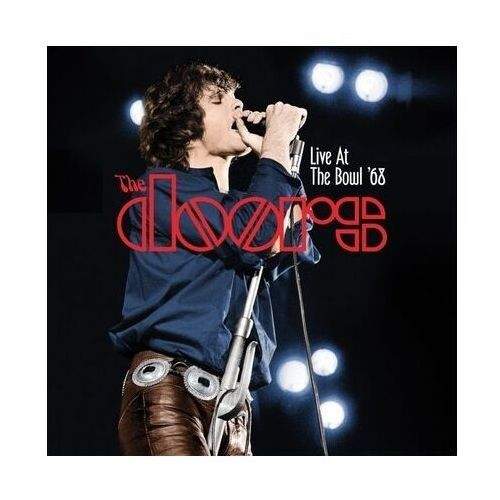Warner music / rhino Live at the bowl` 68 (ecopack) (*) - the doors (płyta cd) (0081227971205)