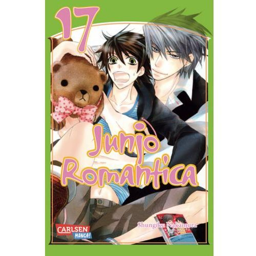 Junjo Romantica. Bd.17 (9783551757845)