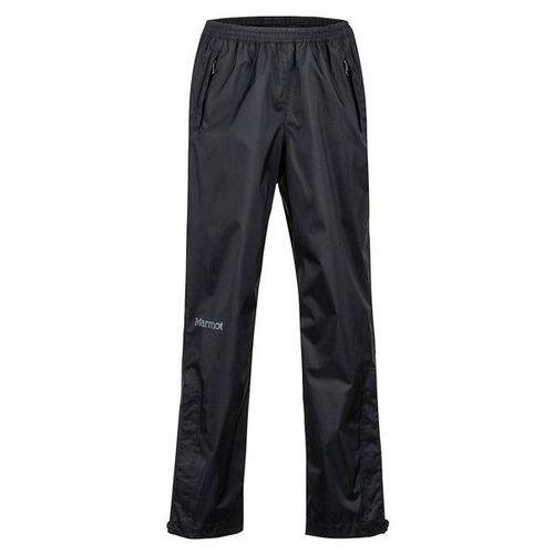 Spodnie dziecięce membranowe Marmot PreCip Eco czarny, kolor czarny