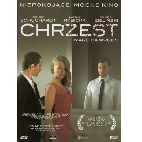 Chrzest (dvd) - grzegorz jankowski, grażyna trela, dariusz glazes marki Best film