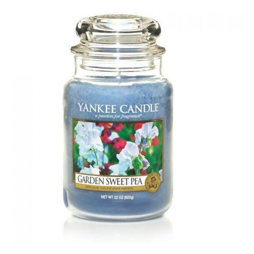 Yankee candle  świeca zapachowa - duża - garden sweet spa