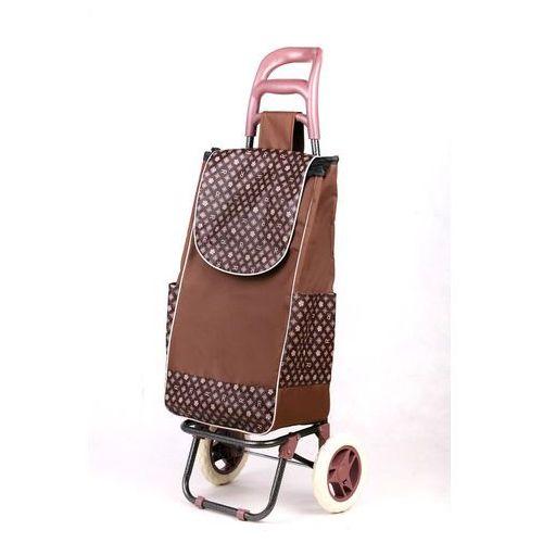 Wózek na zakupy składany standard plus 04 (wózek na zakupy)