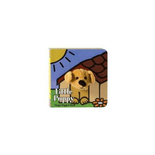 Little Puppy: Finger Puppet Book, Chronicle Books