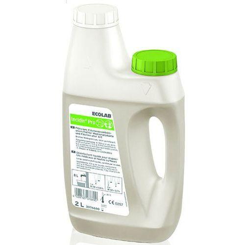 incidin pro bezaldehydowa dezynfekcja powierzchni 2l marki Ecolab