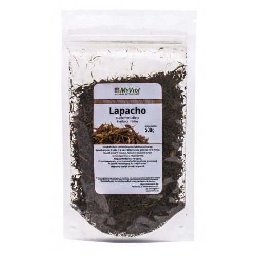 Lapacho pau d'arco herbata inków, 200 g marki Myvita