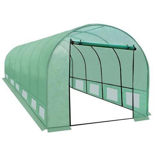 Tunel ogrodniczy foliowy ogrodowy szklarnia 6x3x2m 6x3 marki Malatec