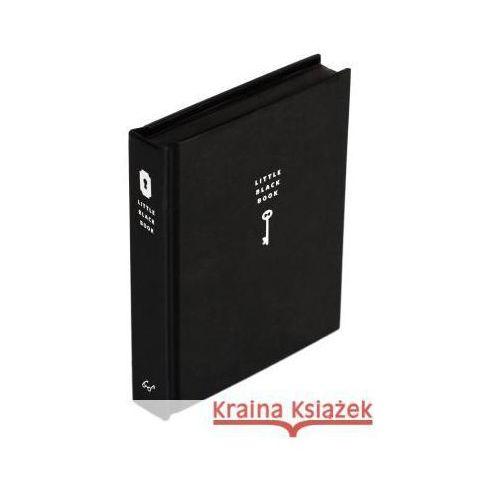 Little Black Book Journal (9781452119663)