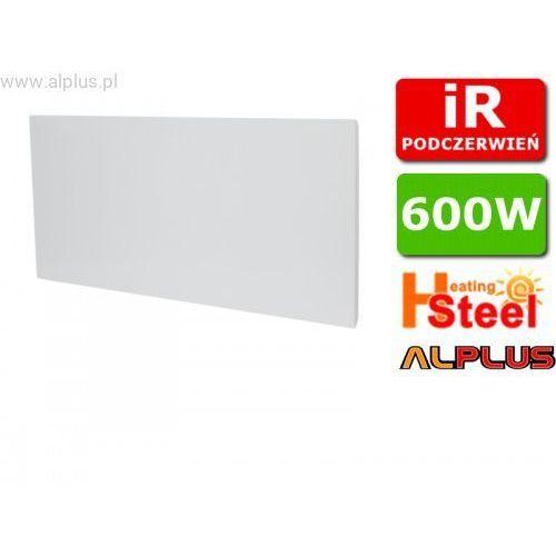 Grzejnik na podczerwień 600w hsteel ish 600 basic panel grzewczy wysyłka 1szt 14zł marki Teplaya