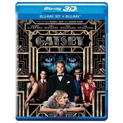 Wielki gatsby 3d marki Empik.com