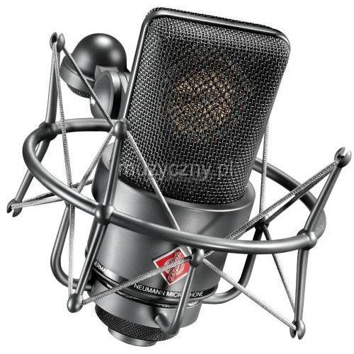 Neumann TLM 103 Studio Set mikrofon studyjny + uchwyt elastyczny EA1, kolor czarny