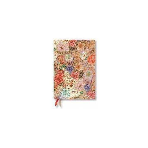 Paperblanks Kalendarz książkowy midi 2019 12m kikka