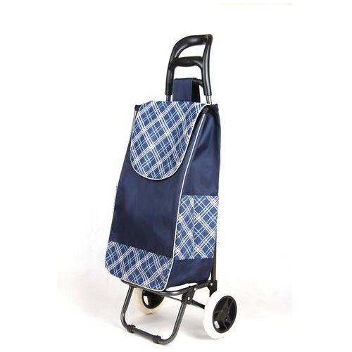 Wózek na zakupy składany standard plus 03 Promocja (wózek na zakupy)