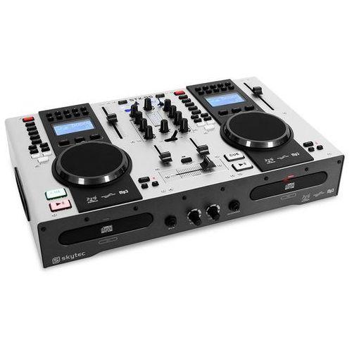 Kontroler stx-95 dj podwójny cd usb-mp3 marki Skytec