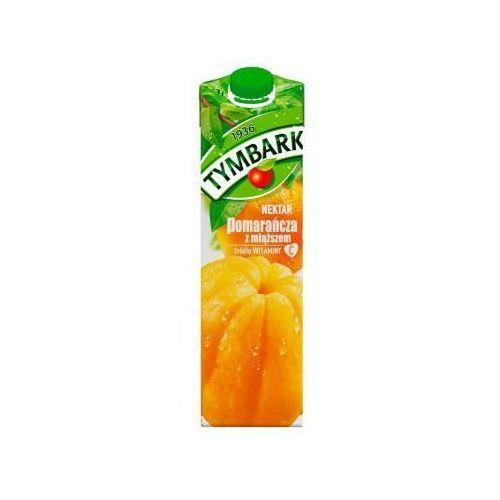 Tymbark Nektar pomarańcza z miąższem 1 l (5900334013606)