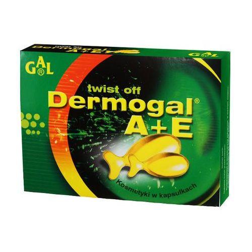 Dermogal kaps. A+E x 48 (5907501101272)