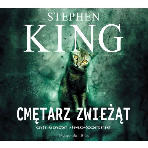 Cmętarz zwieżąt (audiobook CD) (9788381239608)