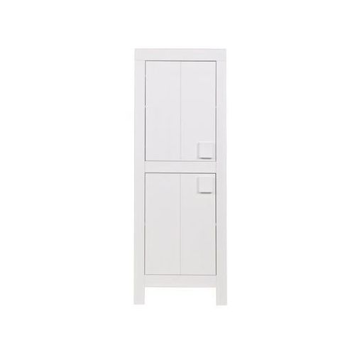 Szafka TAMAR z półkami biała, Woood