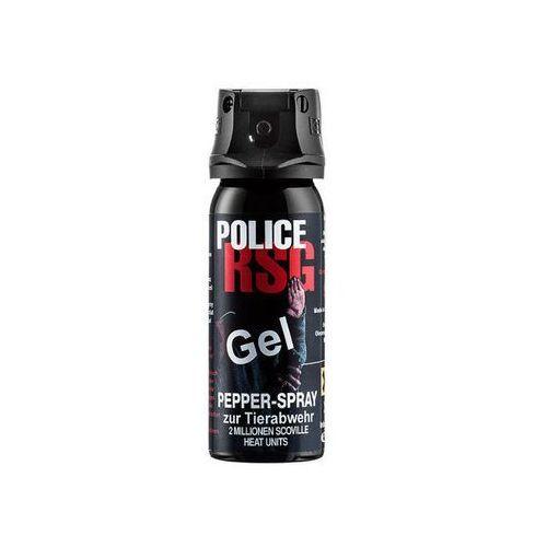 Gaz pieprzowy Sharg Police RSG Super-Gel 80 ml Stream - 12063-SG (2010000018101)