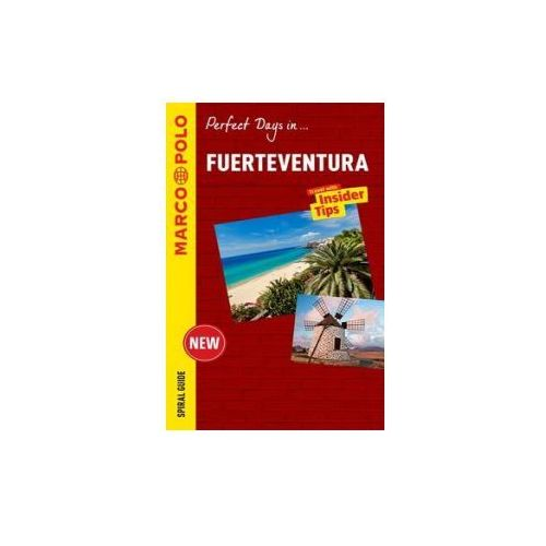 Fuerteventura Marco Polo Travel Guide - with pull out map (9783829755146)