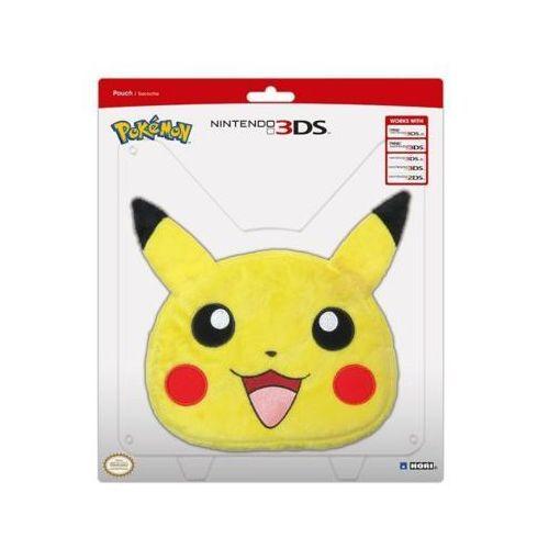 Etui HORI Pikachu Plush Pouch do Nintendo 3DS XL (0873124005912)